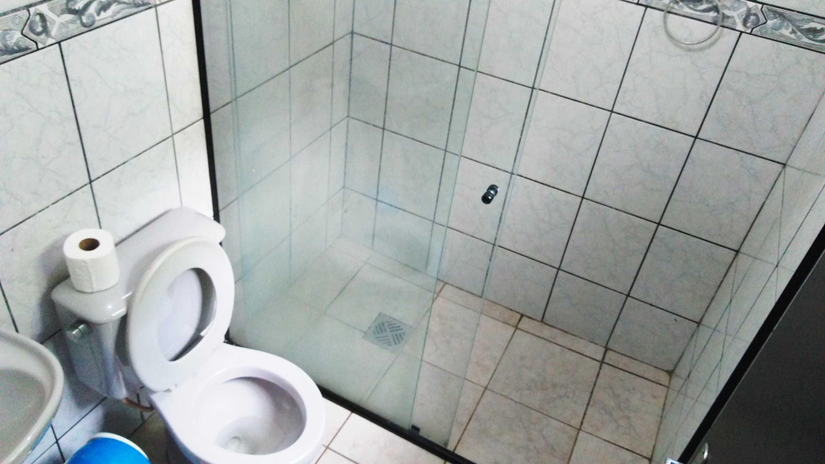 Banheiro bloco b