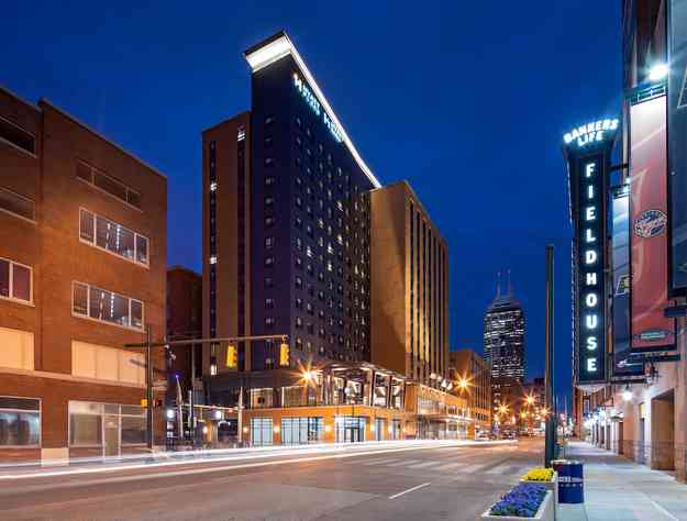 Hyatt House Indianapolis Downtown Indianapolis Hurb