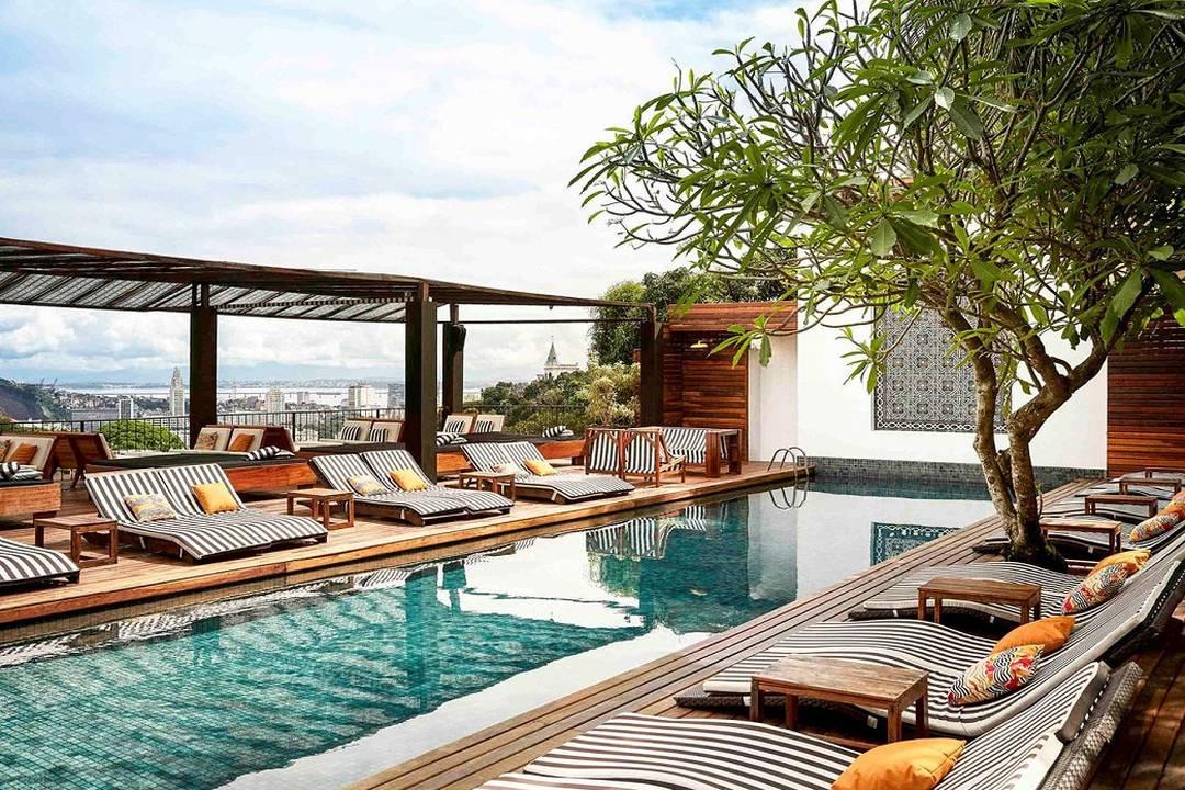 Santa Teresa Hotel RJ MGallery By Sofitel