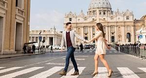 Pacote Roma + Vaticano