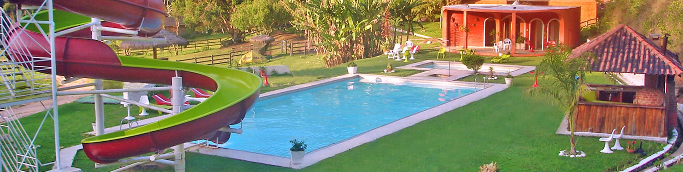 Hotel Fazenda Vitória Garden