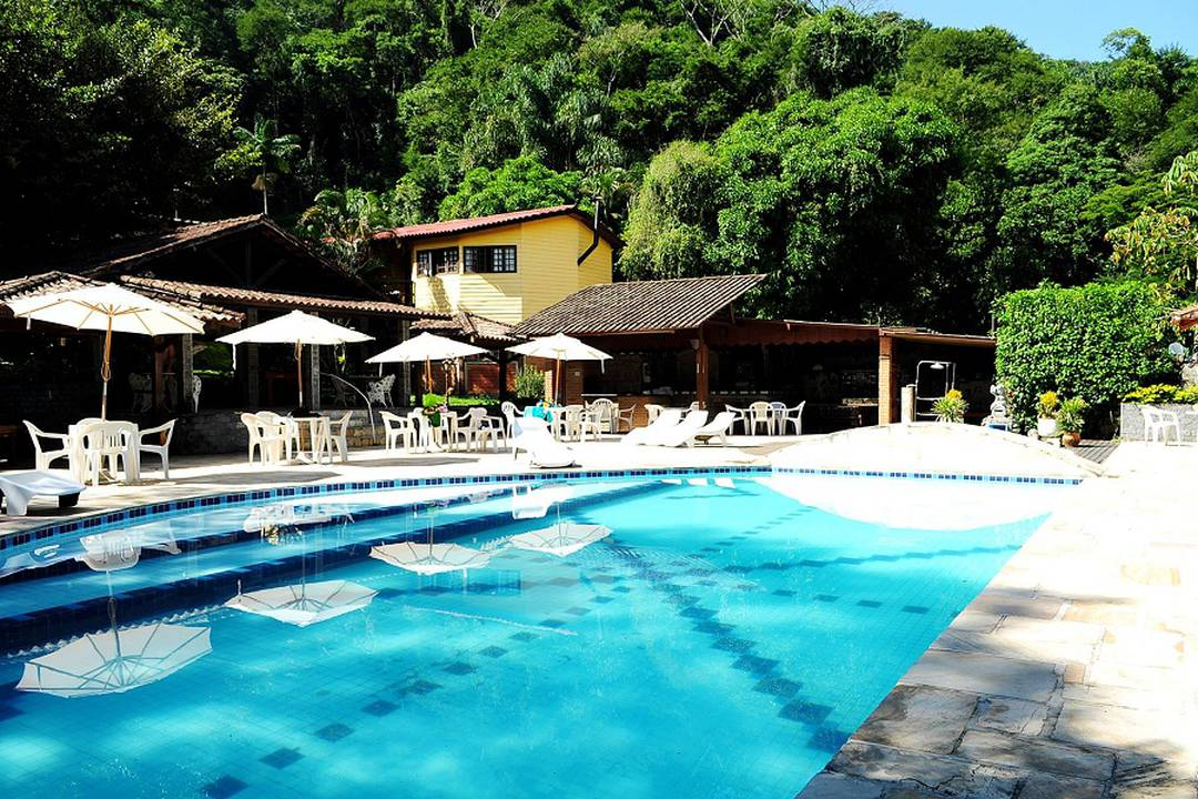 Day Use no Hotel da Cachoeira