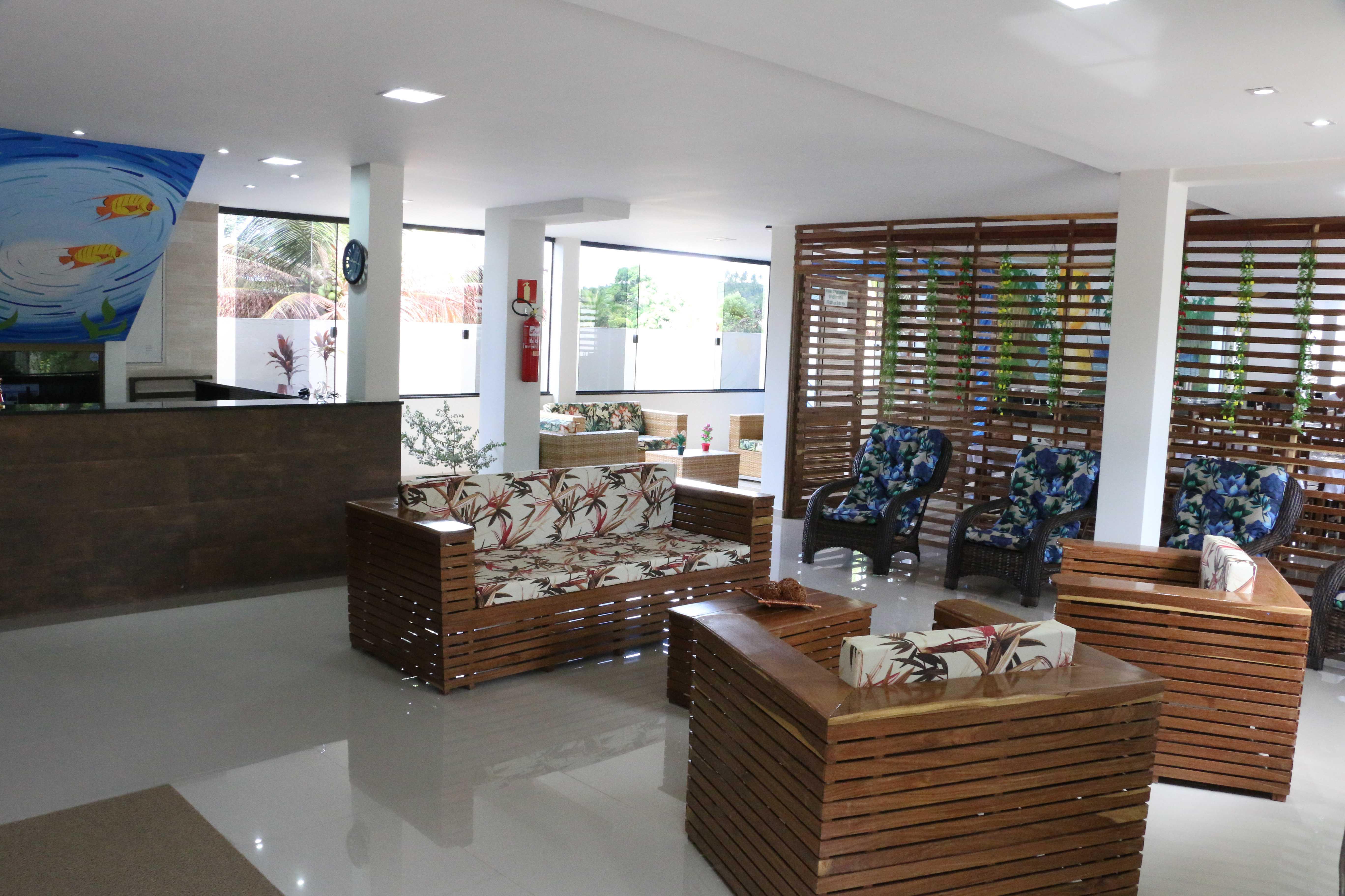 Recepção / Sala Lounge