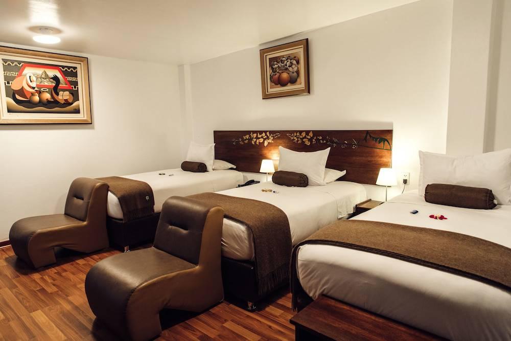 Hotel Retama Inn Machu Picchu