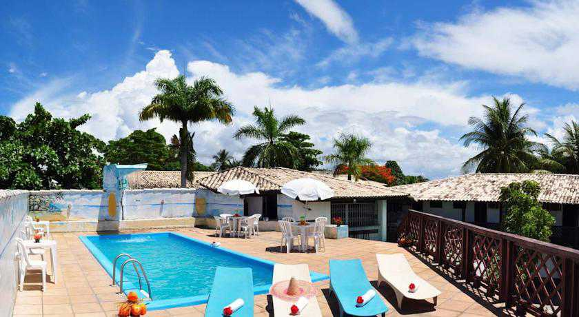 Located in the historic center of Porto Seguro