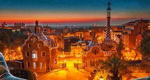 Pacote Paris + Bruxelas + Amsterdam + Londres + Barcelona